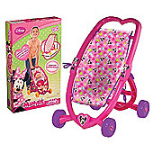 Disney Minnie Heart Dolls Stroller