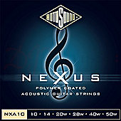 Rotosound Nexus 10-50 Acoustic Strings