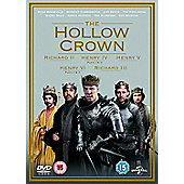The Hollow Crown Series 1-2 DVD