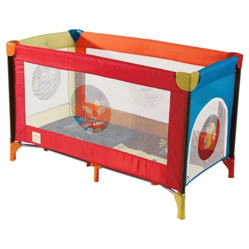 Lollipop Lane Woodland Travel Cot