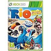 Rio - The Videogame - Xbox-360