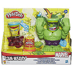 Play-Doh Smash Hulk