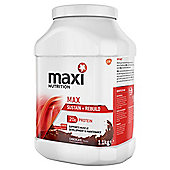 MaxiNutrition Max Powder 1100g Chocolate