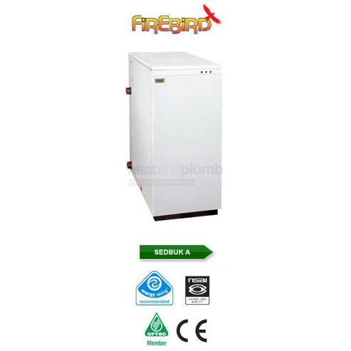 Firebird Enviromax Condensing Kitchen Oil Boiler 35kW