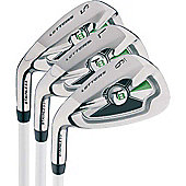 John Letters Ladies T8 Iron Set LH (Ladies and Youth) Left Hand Flex L