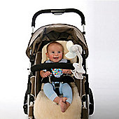 Dreambaby Clip On Stroller Fan White