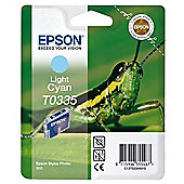Epson T0335 printer ink cartridge - Cyan