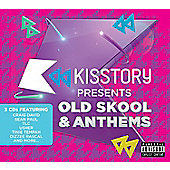 Various Artists Kisstory Old Skool Anthems