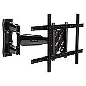 "Peerless Articulating Double Wall Arm for 32"" - 52"" LCD / Plasma's - Black"