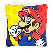 Nintendo Super Mario Race Shaped Cushion