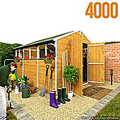 BillyOh 4000 10 x 8 Tongue & Groove Apex Shed