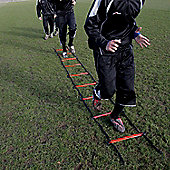 Precision 8 Metre Speed Agility Training Plastic Rung Ladder (4X2 Metres)