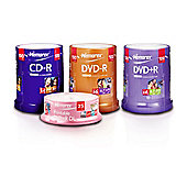 Maplin Bulk DVD-R 100 Pack