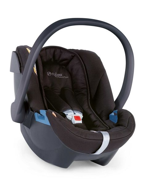 Mamas & Papas - Aton Car Seat - Black Jack