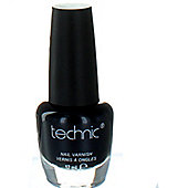 Technic Nail Varnish / Polish 12ml-Jet Black