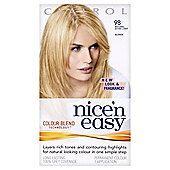 Nice'N Easy Permanent Colour #9.5 Natural Extra Light Blonde (Former Shade #98)