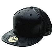 Fox Prime New Era 59Fifty Black Cap Size: 7 3/8 inch