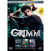 Grimm: Series 1-3 Set DVD