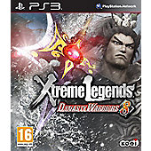Dynasty Warriors 8 Xtreme Lege (PS3 )