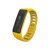 MyKronoz ZeFit Bluetooth Activity Tracker Smart Watch (Yellow)