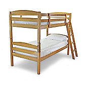 MetalBedsLtd Moderna Bunk Bed - Maple