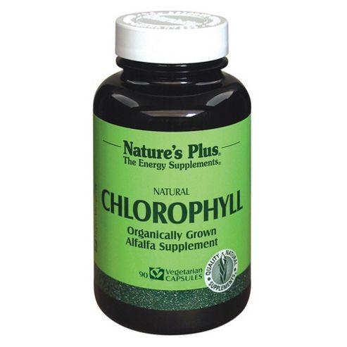 Chlorophyll 100mg.