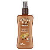Hawaiian Tropic Golden Tint Lotion Spf10 200Ml