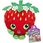 Shopkins 8-Inch Plush - Strawberry Kiss