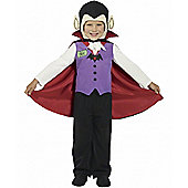 Vampire - Infant and Toddler Costume 3-4 years