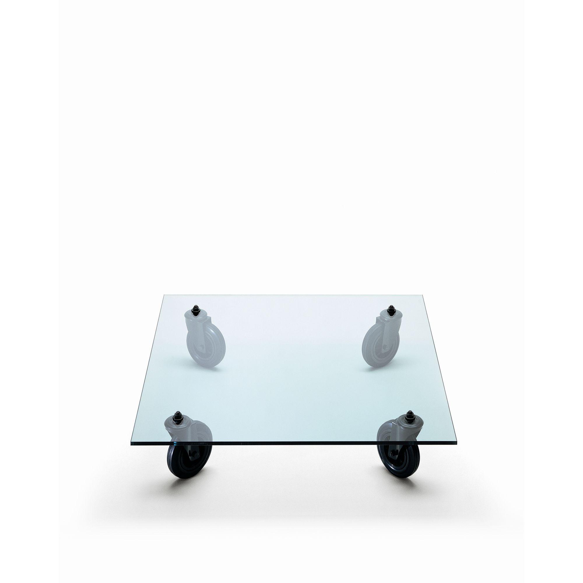 FontanaArte Tavolo Con Route Table - 100cm H X 100cm W X 25cm D at Tesco Direct