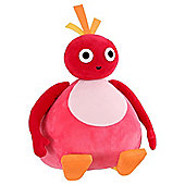 "Twirlywoos 16"" Plush Jumbo Great Toodloo"