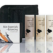 Living Nature Skin Essentials - Balancing 3 x 50 ml for  Oily Skin