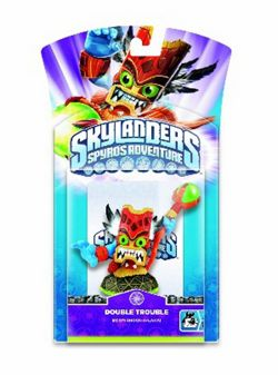 Skylanders - Single Character - Double Trouble