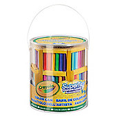 Crayola Supertips Colour Can