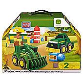 Mega Bloks John Deere Lil Harvest Farm