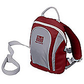 Red Castle First Bag Backpack Red/Grey
