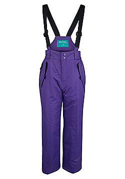 Honey Kids Snow Pants - Purple