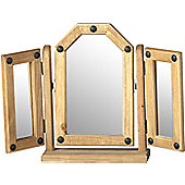 Home Essence Corona Triple Swivel Mirror