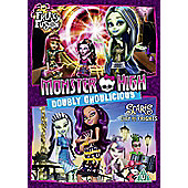 Monster High Boxset: Scaris/Freaky Fusion DVD