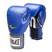 Everlast Pro Style Training Boxing Gloves - Blue
