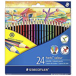 Staedtler Noris Colour pencils 24 pk