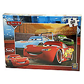 Disney 50 Piece Jigsaw Puzzle - Disney Cars