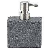 Tesco Slate Effect  Soap Dispenser