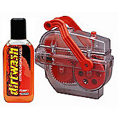 Weldtite Dirt Trap Chain Cleaning Kit