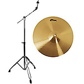 Tiger Ride Cymbal & Stand Package