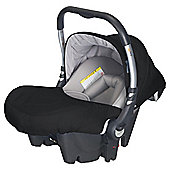 Casualplay Baby 0+ Infant Car Seat, Group 0-1 ,Black