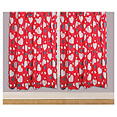 One Direction Curtains W168xL37cm (66x54'')