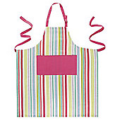 Bright Stripe Apron