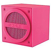 iHome IBT16 Bluetooth Speaker Pink