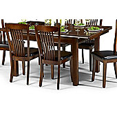 Home Zone Plymouth Dining Table